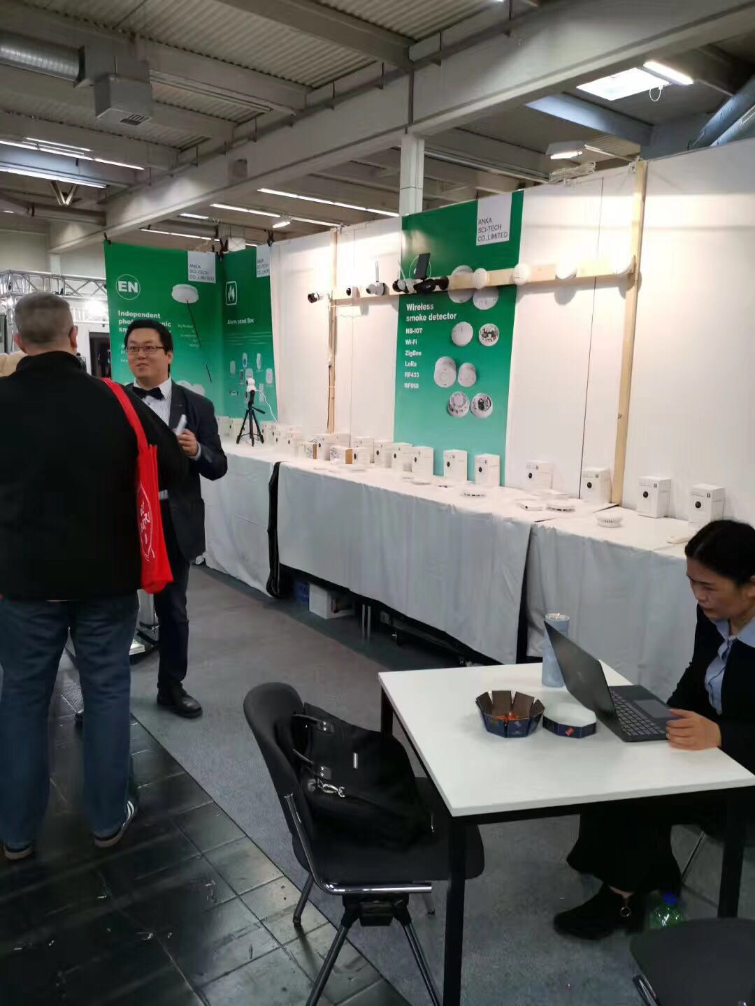 March 2019, BauMesse NRW, Dortmund