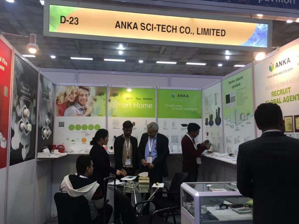 Dec 2017, Indian Exhibition