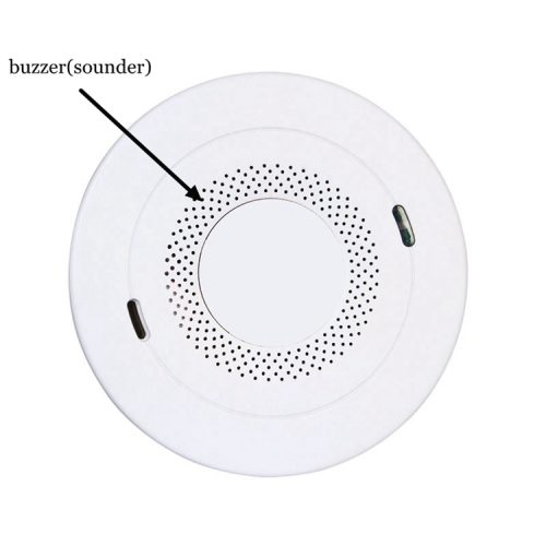 UL Smoke and CO Combo Detector