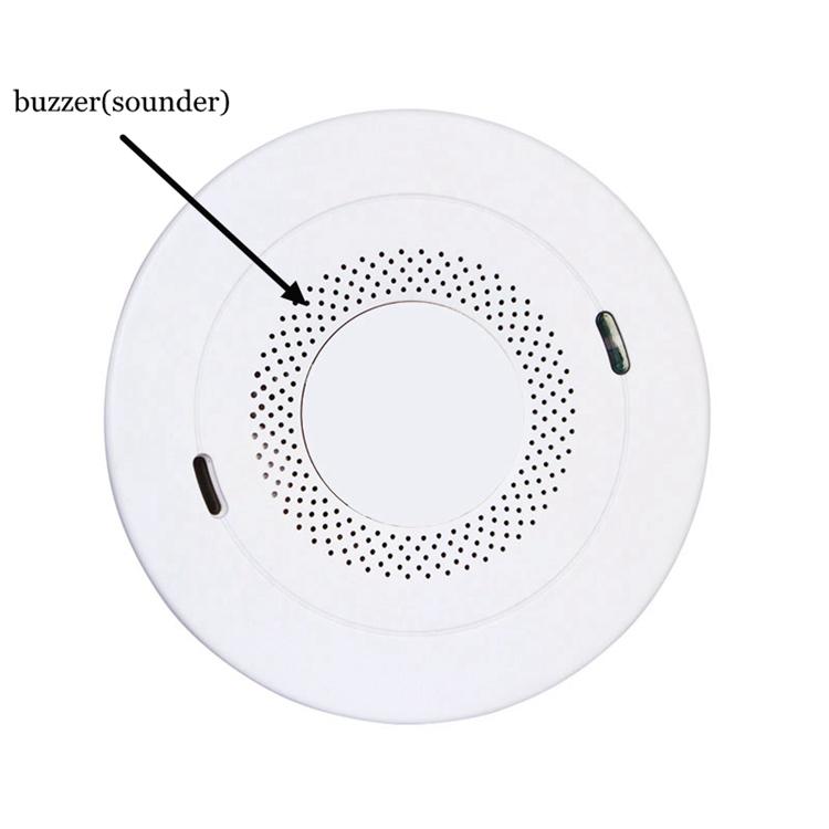 UL Smoke and CO Combo Detector