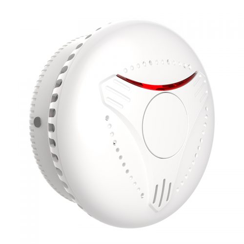 Interconnected smoke alarm
