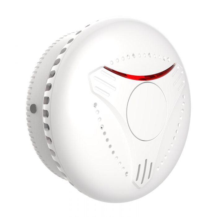 Interconnected smoke alarm