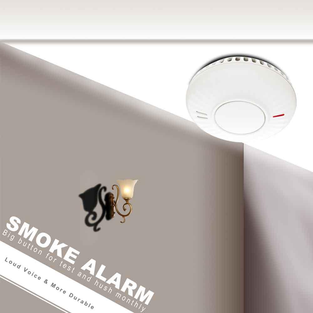EN14604 SMOKE ALARM
