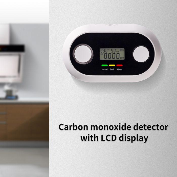co detector alarm