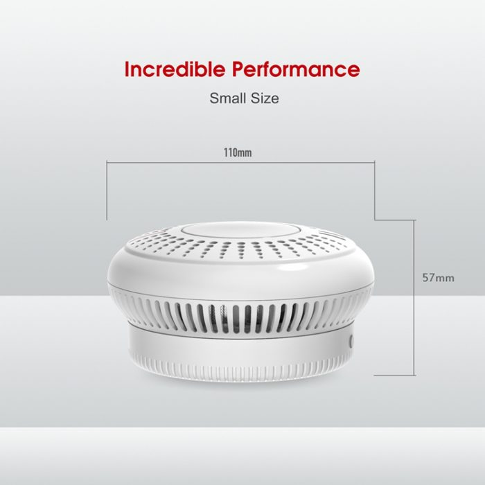 wifi smart smoke alarm