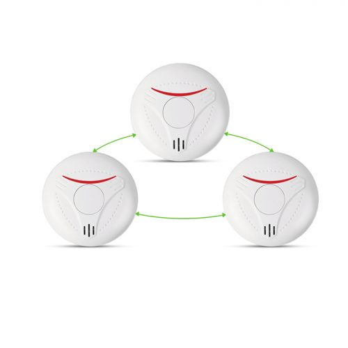 Interconnect smoke alarm