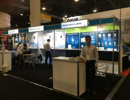ANKA Joined ISC WEST exhibition in USA
