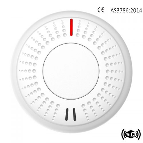 WIFI wireless smoke detector