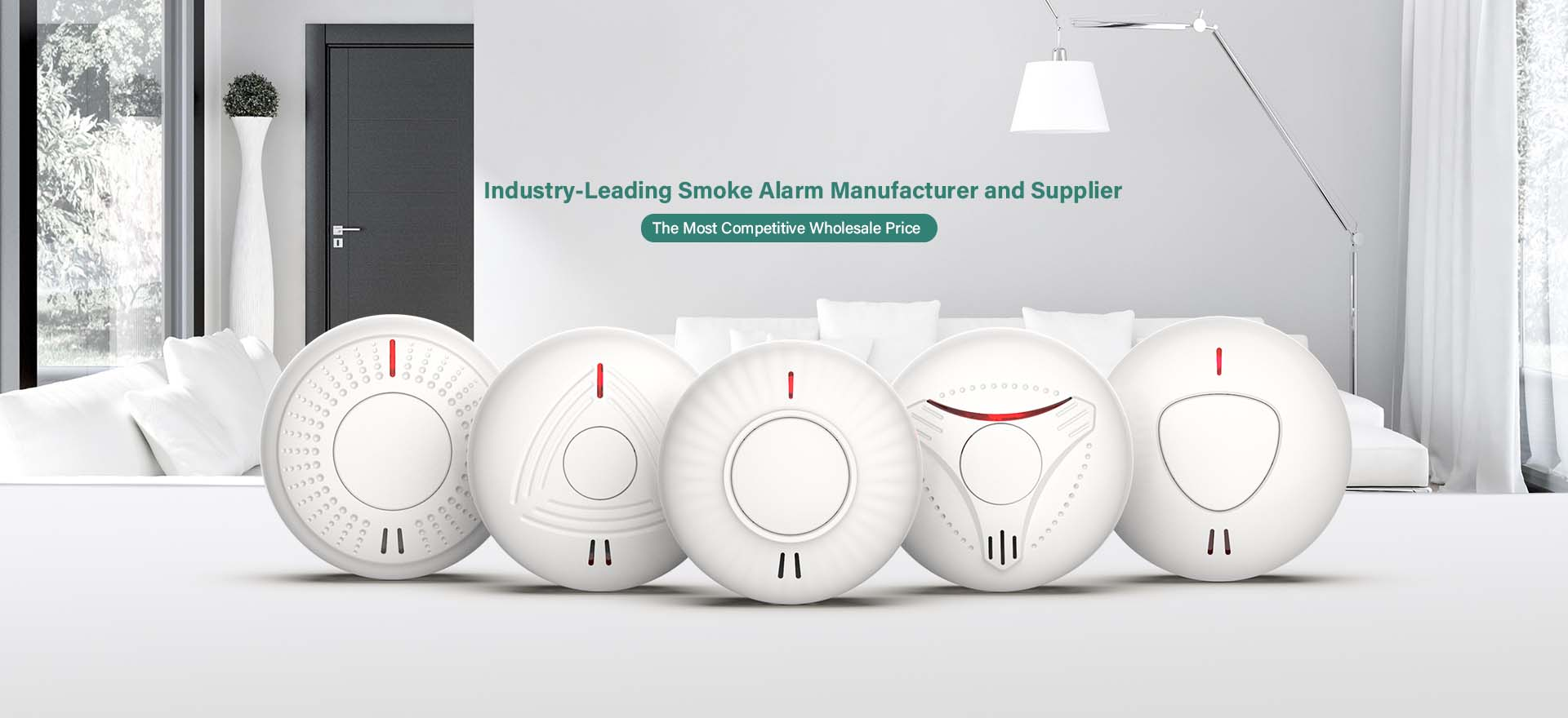wireless fire alarm system manufacturers