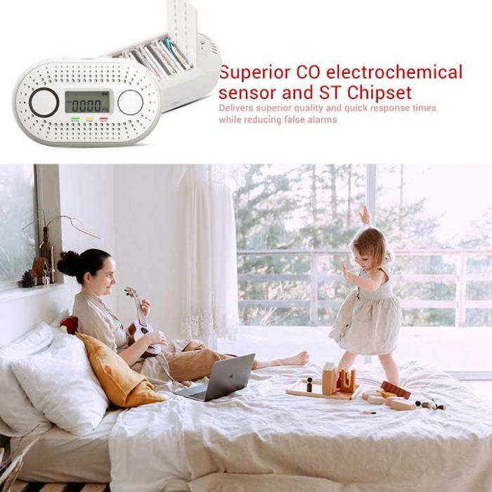 AJ-831 CO alarm sensor