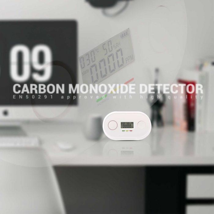 CE Carbon monoxide alarm
