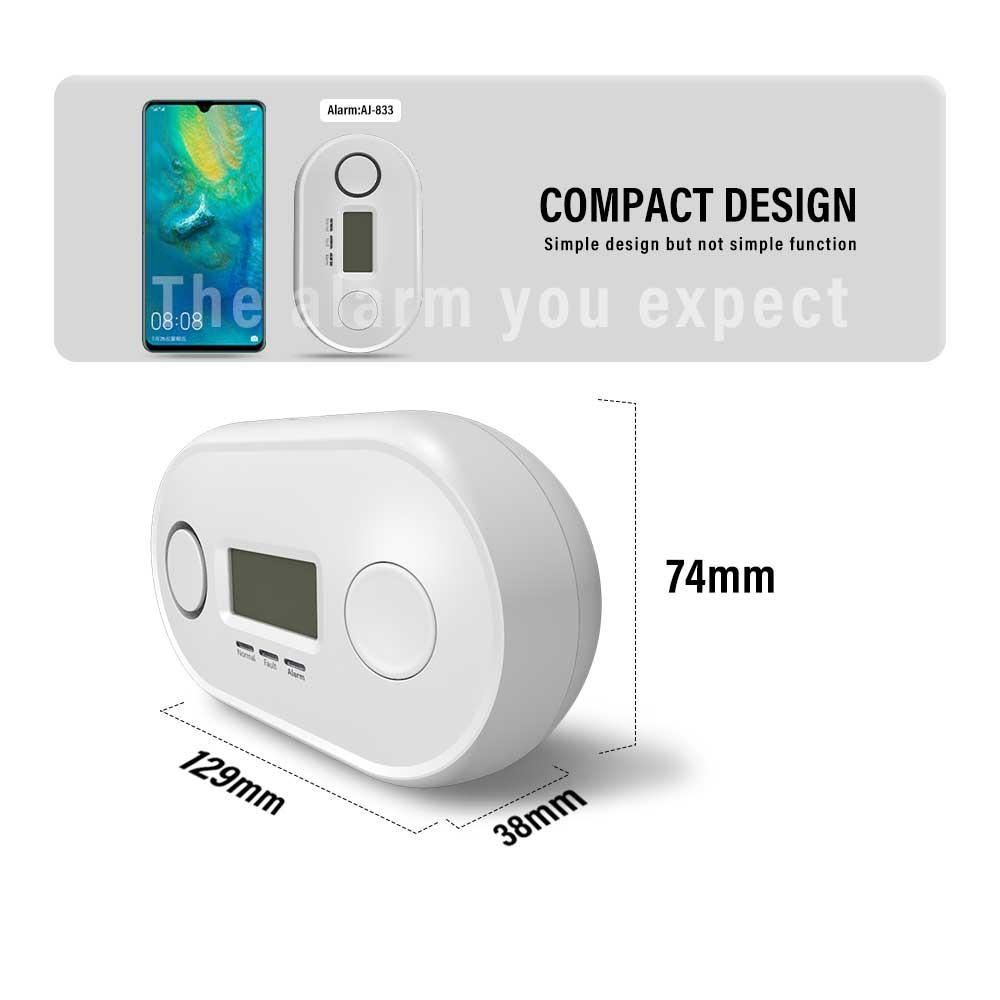 CE Carbon monoxide detector