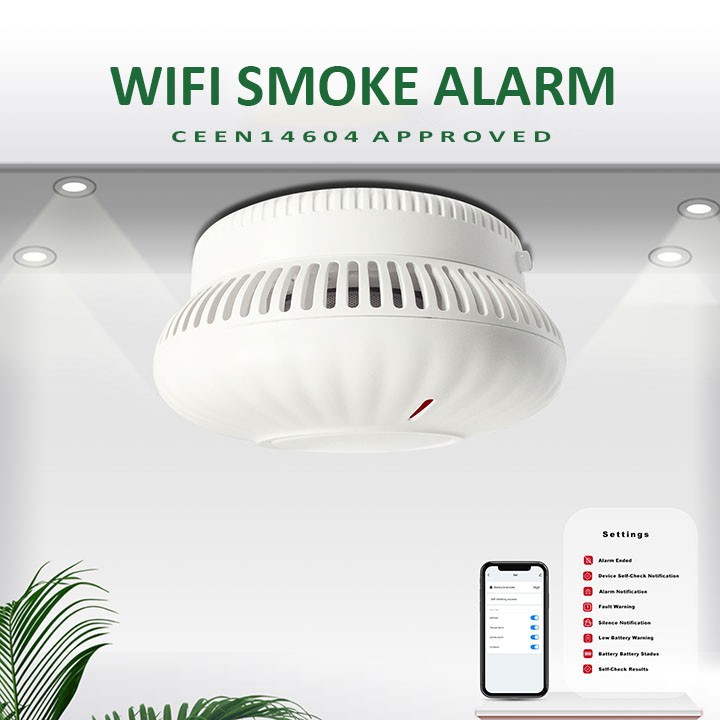 aj-760w wifi smoke alarm