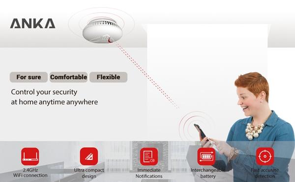 wifi smoke alarm