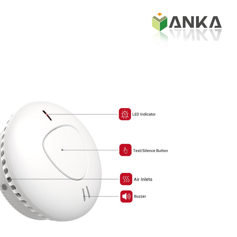 wifi smoke sensor
