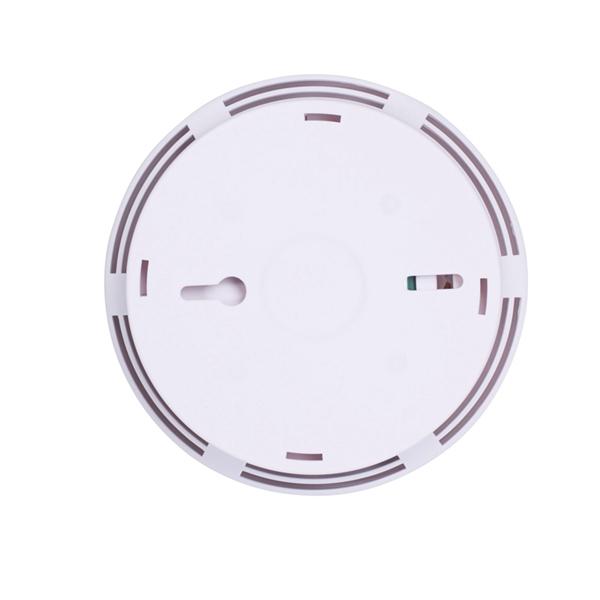 wireless interconnected heat detector