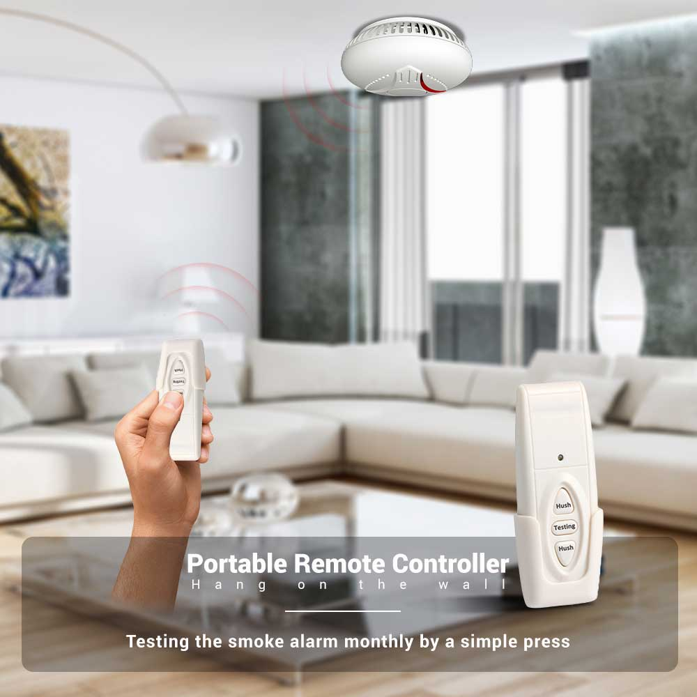 wireless interconnected remote controller