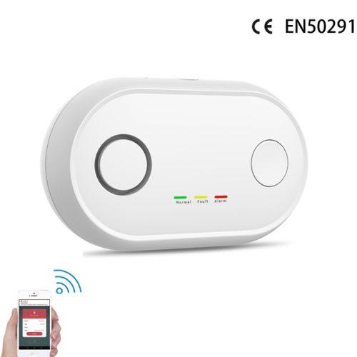 WIFI Carbon monoxide detector