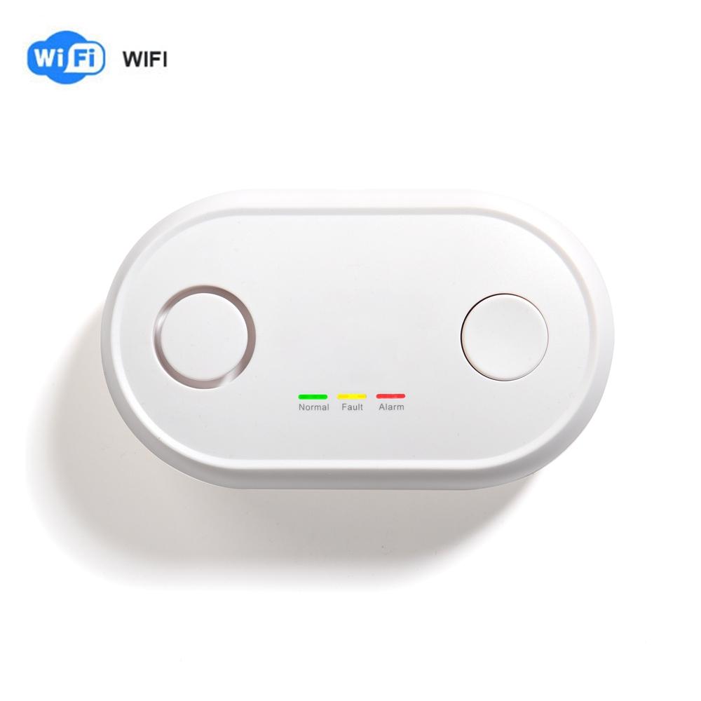 wifi smart carbon monoxide detector