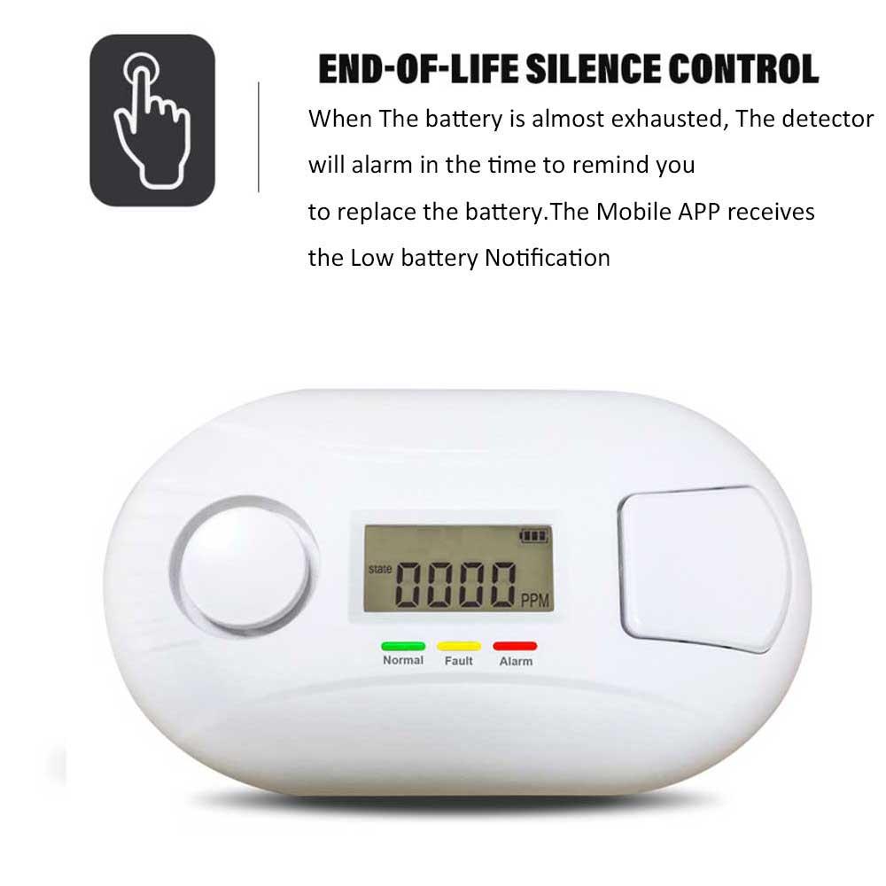 WIFI-Carbon-monoxide