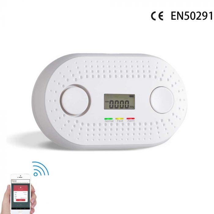 WIFI Smart Carbon monoxide alarm